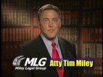 Attorney Tim Miley, Owner of The Miley Legal Group